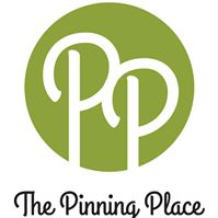 The Pinning Plqce logo